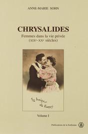 Chrysalides. VolumesI etII