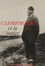 Clémenceau et la justice