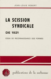 La scission syndicale de1921