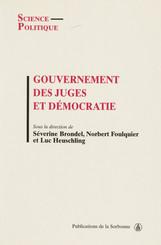 Gouvernement des juges et démocratie
