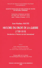 Biographies des principaux auteurs du droit international