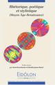 Constituer une anthologie de Poétiques néo-latines