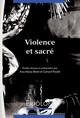 Violence et sacré