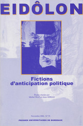 Fictions d'anticipation politique