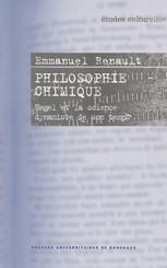 Philosophie chimique