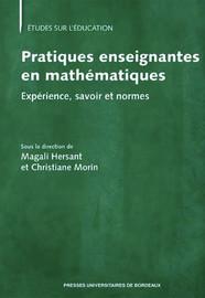 Pratiques enseignantes des mathématiques