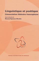 Linguistique et poétique