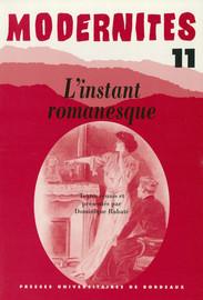 L'instant romanesque
