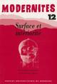 Surface et intériorité : le corps chez Jean Giono