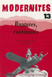 Ruptures, continuités