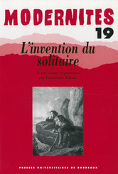 L'invention du solitaire