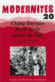 Militants, héritiers et novateurs ; regards sur quelques romans à la mort de Zola