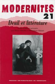 Deuil et littérature