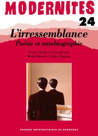 Lirressemblance Victor Hugo Ou Lauteur Sans Nom