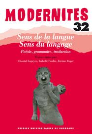 Peut-on écrire de la poésie en français?