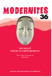 Paradoxes de la neutralité lyrique dans la poésie objective contemporaine (Anne-Marie Albiach, Emmanuel Hocquard, Claude Royet-Journoud)