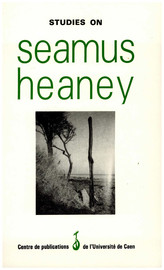 Studies on Seamus Heaney