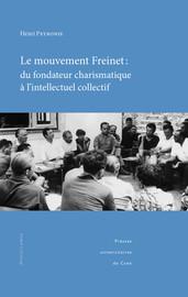 """Qui sont les """"instituteurs Freinet""""? Qui entre dans le mouvement Freinet?"""