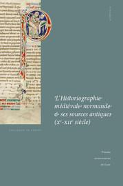 La représentation de l'Empire chez Hugues de        Fleury, Orderic Vital et Robert de Torigni