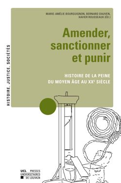 Amender, sanctionner et punir