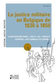 Les nouvelles normes et pratiques issues des réformes introduites par le Gouvernement provisoire et la Constitution de 1831258