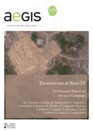 1. Excavations at Sissi, 2011
