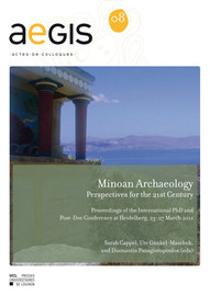 "Defining Minoan ""Cult Rooms"""