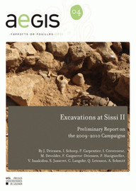 1. Excavations at Sissi, 2009 and 2010