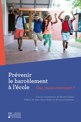 Prévenir le harcèlement à l'école