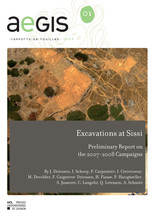 Excavations at Sissi II