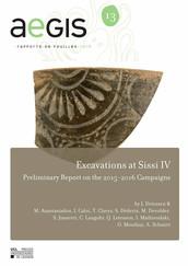 Excavation at Sissi IV