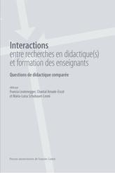 Interactions entre recherches en didactique(s) et formation des enseignants