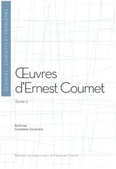 Œuvres d'Ernest Coumet (T.2)