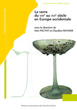 Le verre du VIIIe au XVIe siècle en Europe occidentale