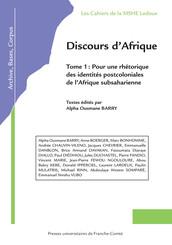 Discours d'Afrique