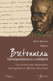 No150. De Pierre-Louis Cottereau à Pierre-Fidèle Bretonneau 1825, 9 septembre. – Paris