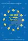 L'ouverture de l'Europe vers l'est