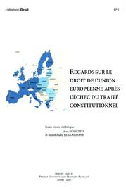 La contribution des partis politiques au niveau européen à la formation d'un espace public européen: perspectives de relance du processus d'intégration