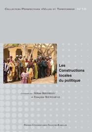 Démocratie participative: entre gestion urbaine et citoyenneté