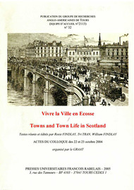 Towns and town life in Scotland: introductory remarks