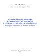 Étude d'un manuel d'alphabétisation «Abajo cadenas» - Vénézuela