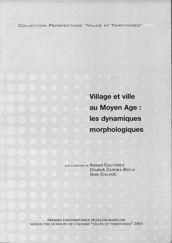 Village et ville au Moyen Âge