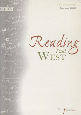 Reading Paul West