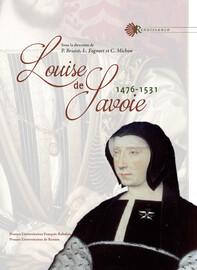 L'éloquence du deuil: portraits de Louise de Savoie