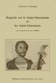 Bibliographie du saint-simonisme de1965 à19841