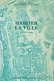 Le contrôle de l'espace et du bâti dans la banlieue montréalaise (1840 - 1914)