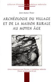 Chapitre 2. Le village médiéval
