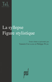 La syllepse. Figure stylistique