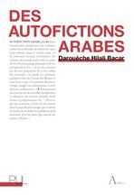Des autofictions arabes