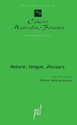 Nature, langue, discours